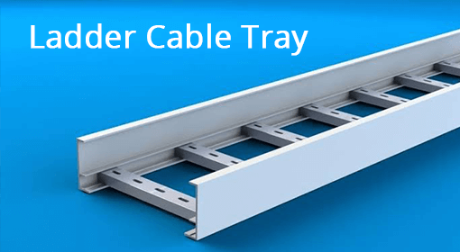 Hutaib Electricals best manufactures Ladder Cable Tray - ladder cable tray manufacturer Perforated cable tray manufacturer in industries