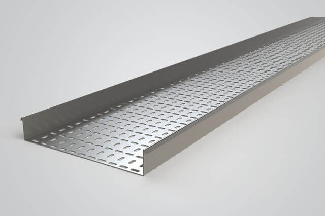 perforated_type_cable_tray_manufacturer_in_pune