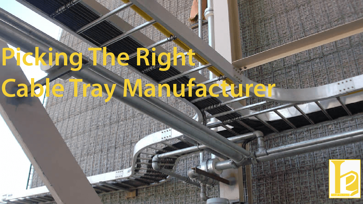 Cable tray manufacturer in pune - Hutaib cable tray - Importance of install basket cable tray - importance of basket cable tray in industries