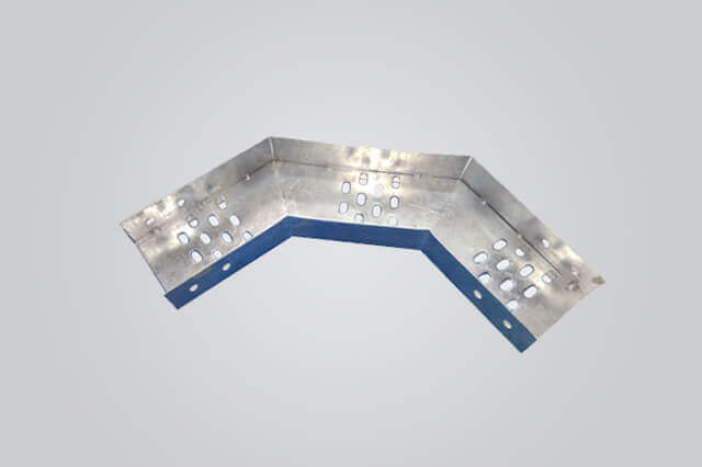 perforated_cable_tray_horizontal_bend_manufacturer_in_navi_mumbai_india