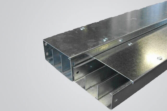 What Is Raceway Trunking Cable Tray Uses And Benifits Of Trunking Cable Tray Cable Tray Raceway Manufacturer In Pune Cable Tray Trunking Manufacturer In Pune Mumbai India Hutaib Electrical